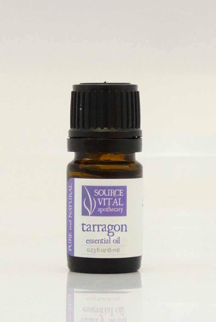 100% Pure Tarragon Essential Oil from Source Vitál