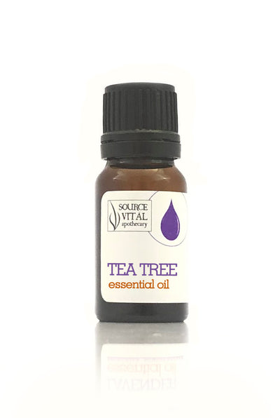 100% Pure Tea Tree Essential Oil from Source Vitál