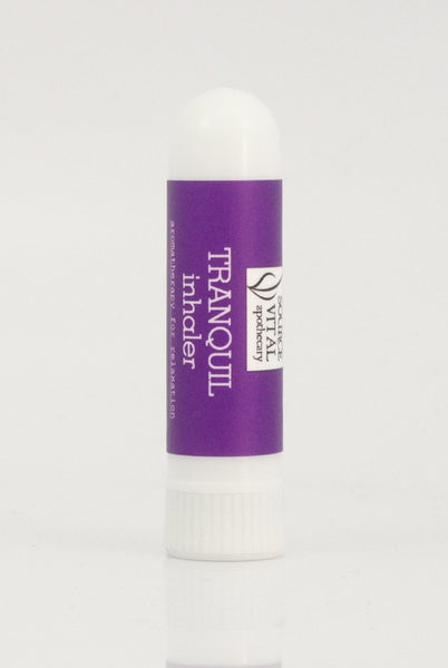 Natural Aromatherapy Inhaler for Relaxation with 100% Pure Essential Oils