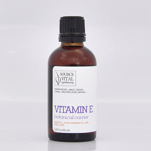 Vitamin E Oil (Naturally Sourced)