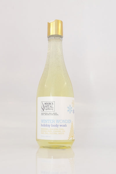 Winter Wonder Holiday Body Wash