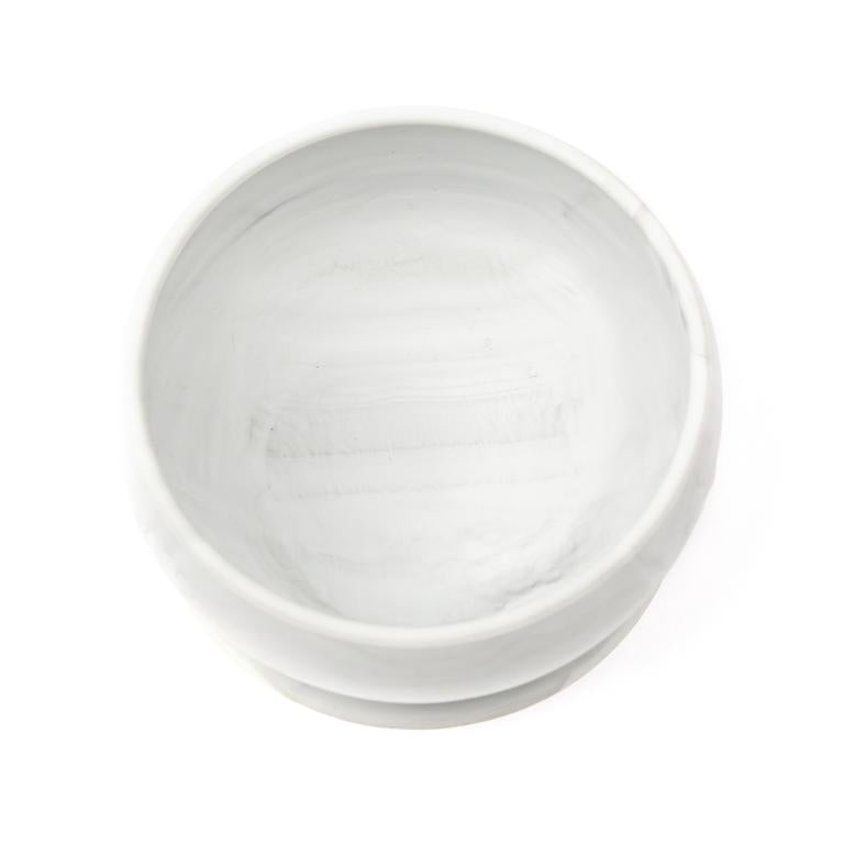 Suction Bowl | Marble
