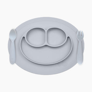 Mini Feeding Set | Pewter