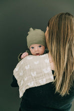 Load image into Gallery viewer, Newborn Knot Hat | Olive