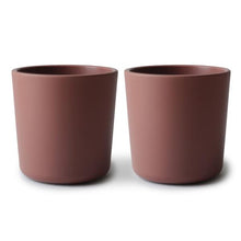 Load image into Gallery viewer, Cups, Set of 2 | Woodchuck