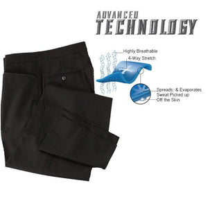 Smitty Premium 4-Way Stretch Basketball Referee Pants