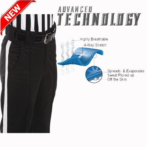 Smitty Premium Tapered Fit 4-Way Stretch Football Pants