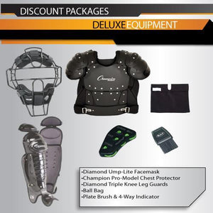 Deluxe Umpire Equipment Package