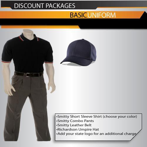 Basic Umpire Uniform Package
