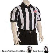 "Load image into Gallery viewer, Smitty 2"" Stripe w/ Dye Sublimated Flag Above Pocket"