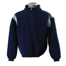 Load image into Gallery viewer, 1/2 Zip Pullover Umpire Jacket