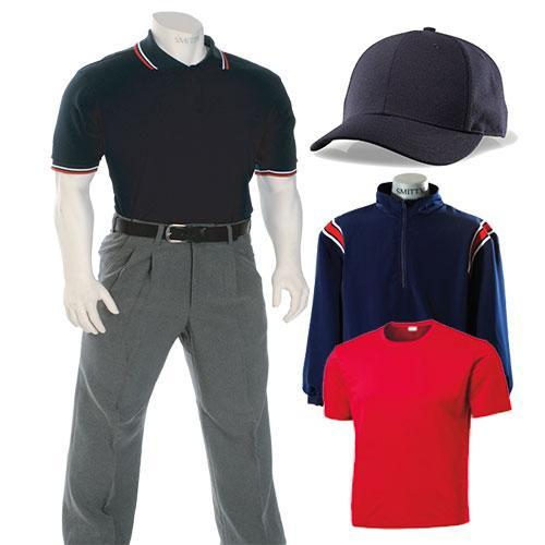 Deluxe Umpire Uniform Package