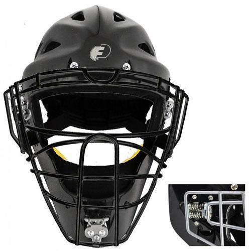 Force 3 Defender Hockey Style Face Mask with Shock Absorption