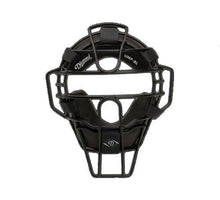 "Load image into Gallery viewer, Diamond ""Big League"" Ultra-Lite Umpire Mask w/ Full Grain Pro Style Pads"