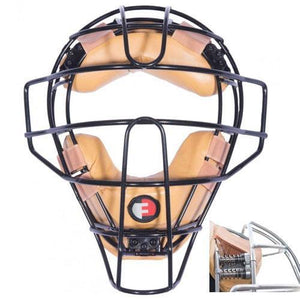 Force 3 Defender Shock Absorbing Umpire Mask