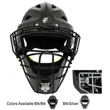 Load image into Gallery viewer, Force 3 Defender Hockey Style Face Mask with Shock Absorption