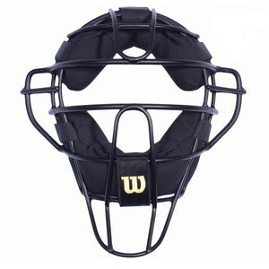 Wilson Dyna-Lite Aluminum Umpire Mask with Memory Foam Padding