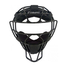 Load image into Gallery viewer, Champro Rampage Magnesium Umpire Mask With Dri Gear