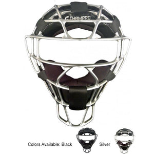 Champro Rampage Magnesium Umpire Mask With Dri Gear