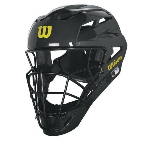 Wilson MLB Pro Stock Steel Hockey Style Face Mask