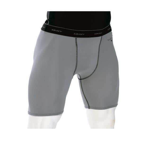 Smitty Compression Shorts with Cup Pocket