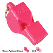 Load image into Gallery viewer, Fox 40 Classic Pink Whistle