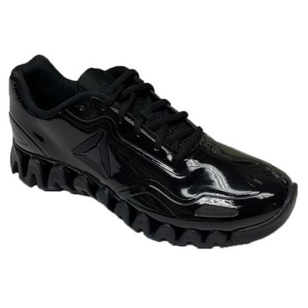 Reebok Zig Se Patent Leather Court Shoes