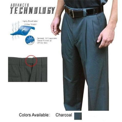 Smitty Advanced Technology 4-Way Stretch Umpire Pants With Expander Waistband