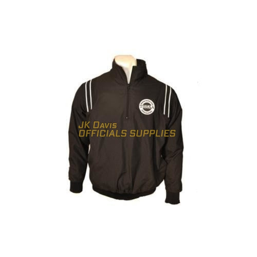 Tssaa Logo Pre-Game Jackets 1/2 Zip / Small Umpire