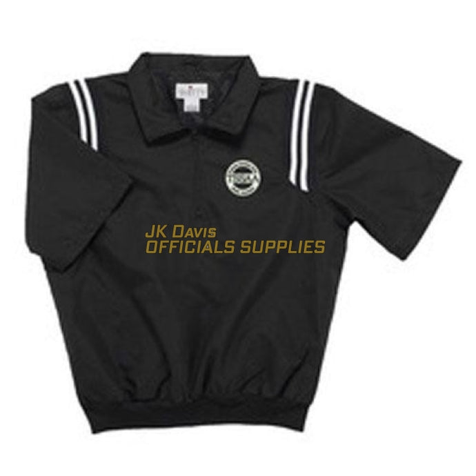 Tssaa Logo Short Sleeve Umpire Jacket Jackets