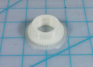 What is the proper printing temperature for Nylon?