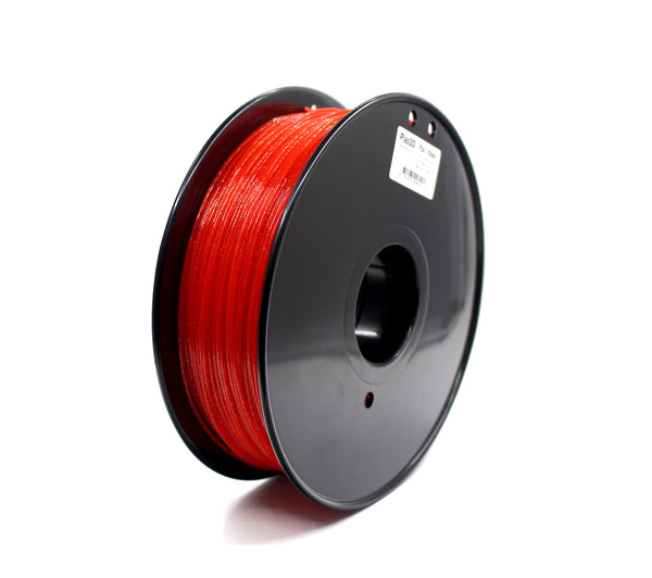 Plas3D Cherry Sparkle PLA 1.75mm