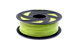 Plas3D PLA 1.75mm Filament Color Change Green to Yellow