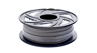 Plas3D ABS 1.75mm Filament Gray