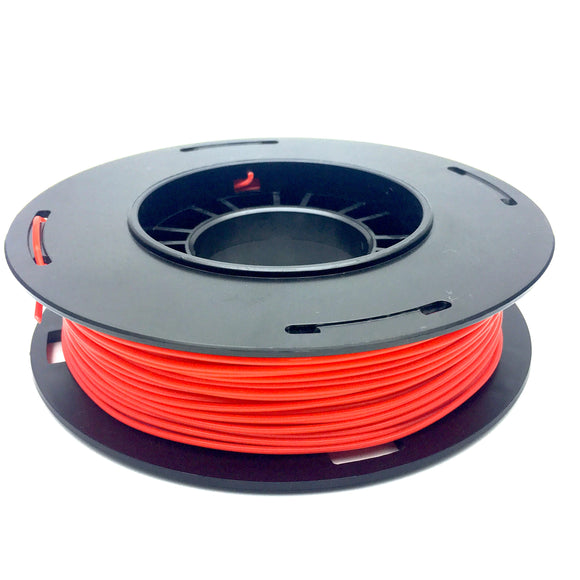 Plas3D PLA 1.75mm Filament Red 250g