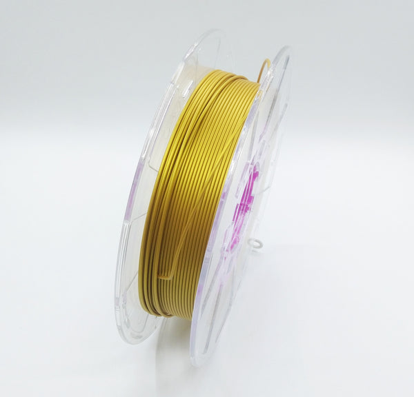 Plas3D Gold PLA 1.75mm 3D Printer Filament