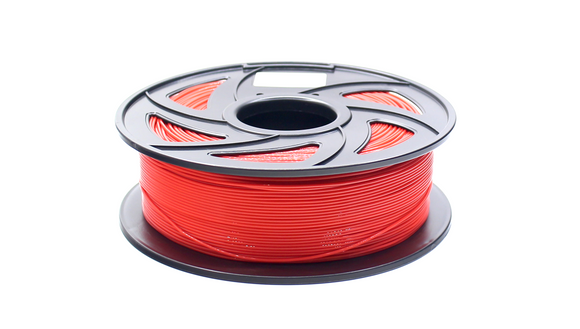Plas3D PLA 1.75mm Filament Red