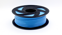 Plas3D PLA 1.75mm Filament Sky Blue