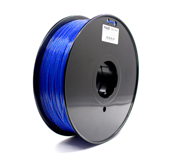 Plas3D Stardust Blue PLA 1.75mm