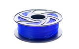 Plas3D PETG 1.75mm Filament Translucent Blue