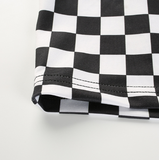 Checkmate Crop Top - Hype Fashion