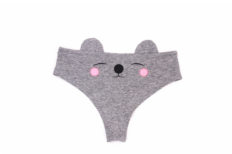 Here Kitty Kitty Soft Panties - Hype Fashion