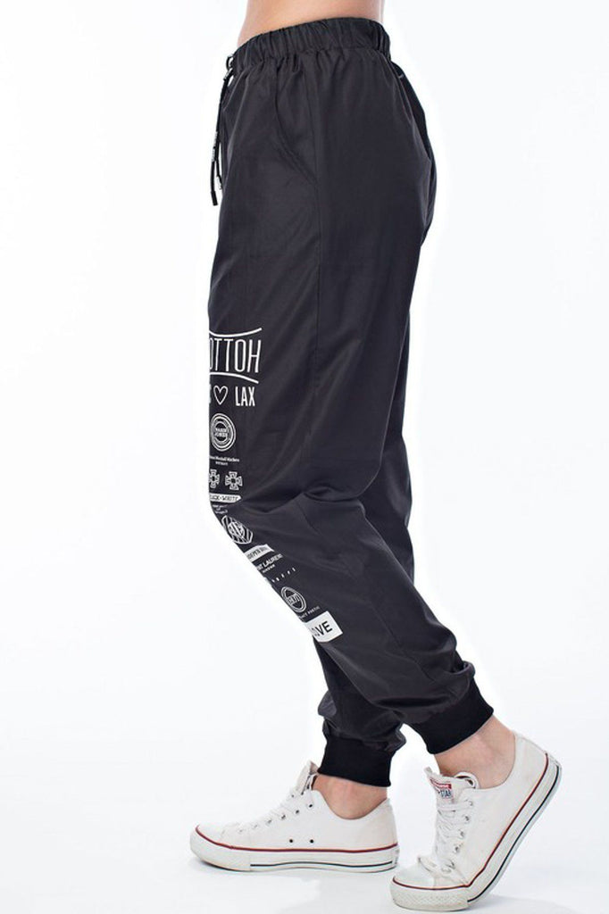 Hype Cozy Travel Windbreaker Women's Joggers - Hype Fashion
