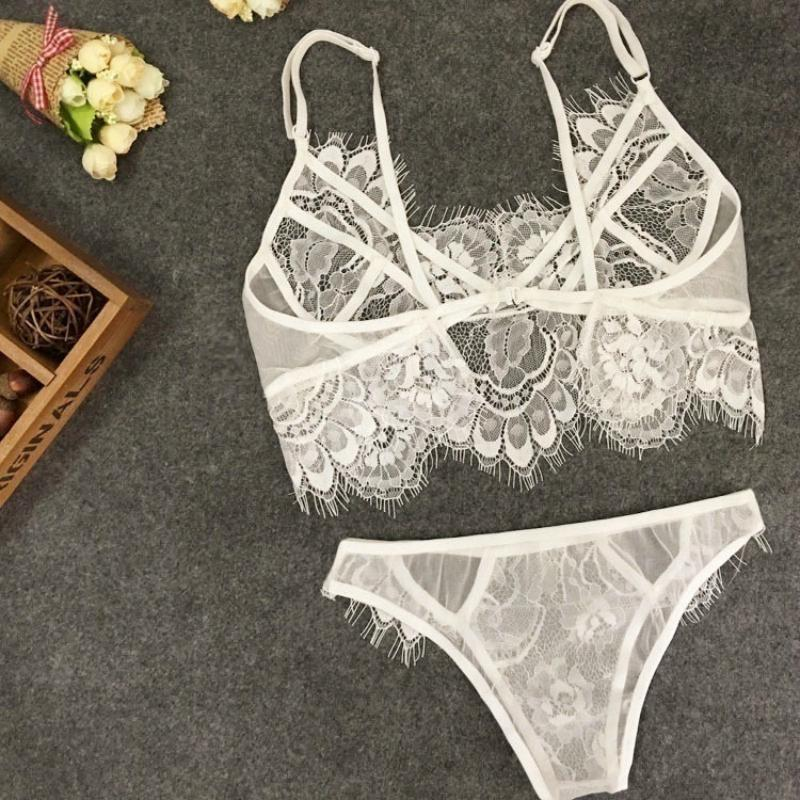 Lace Bralette - Hype Fashion