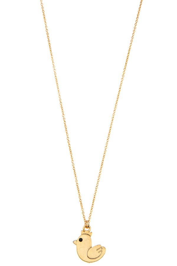 Chic pendant necklace - Hype Fashion