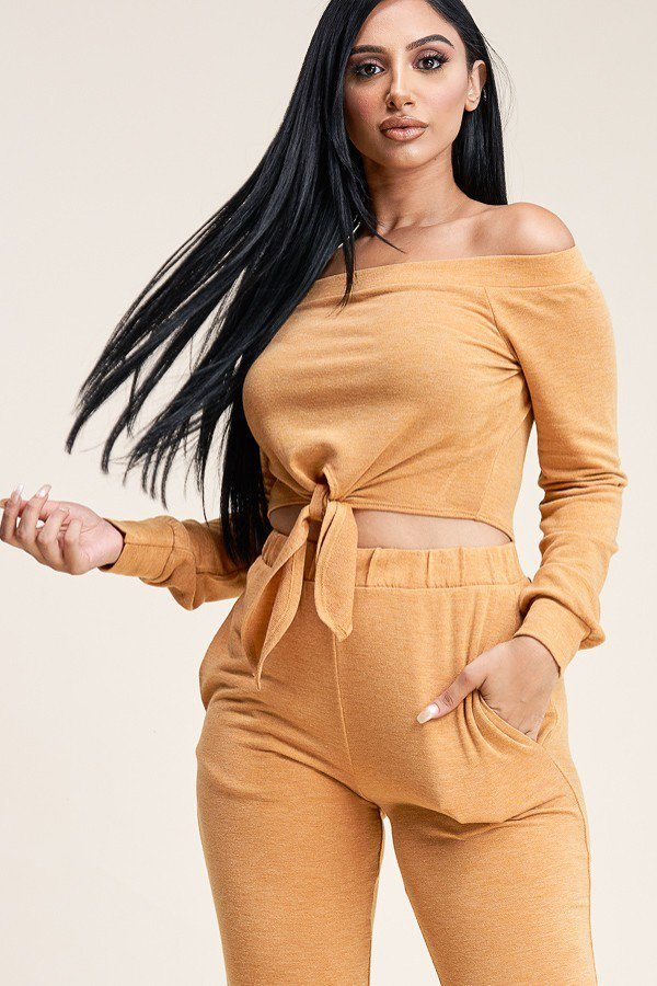Simone Two Piece Set - Hype Fashion
