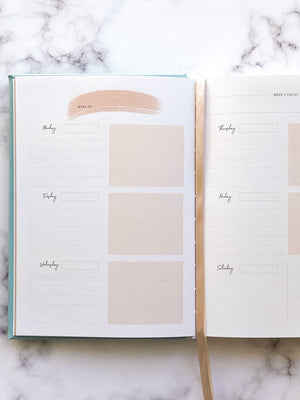 Do it: Weekly Planner