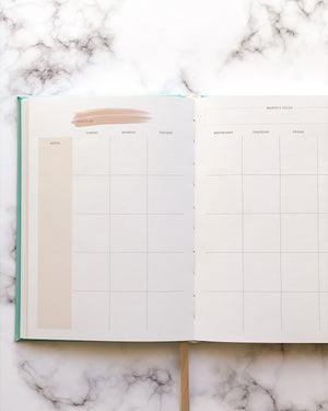 Do it: Weekly Planner - thelamare