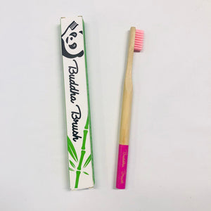 The Pink Brush - Love for the environment
