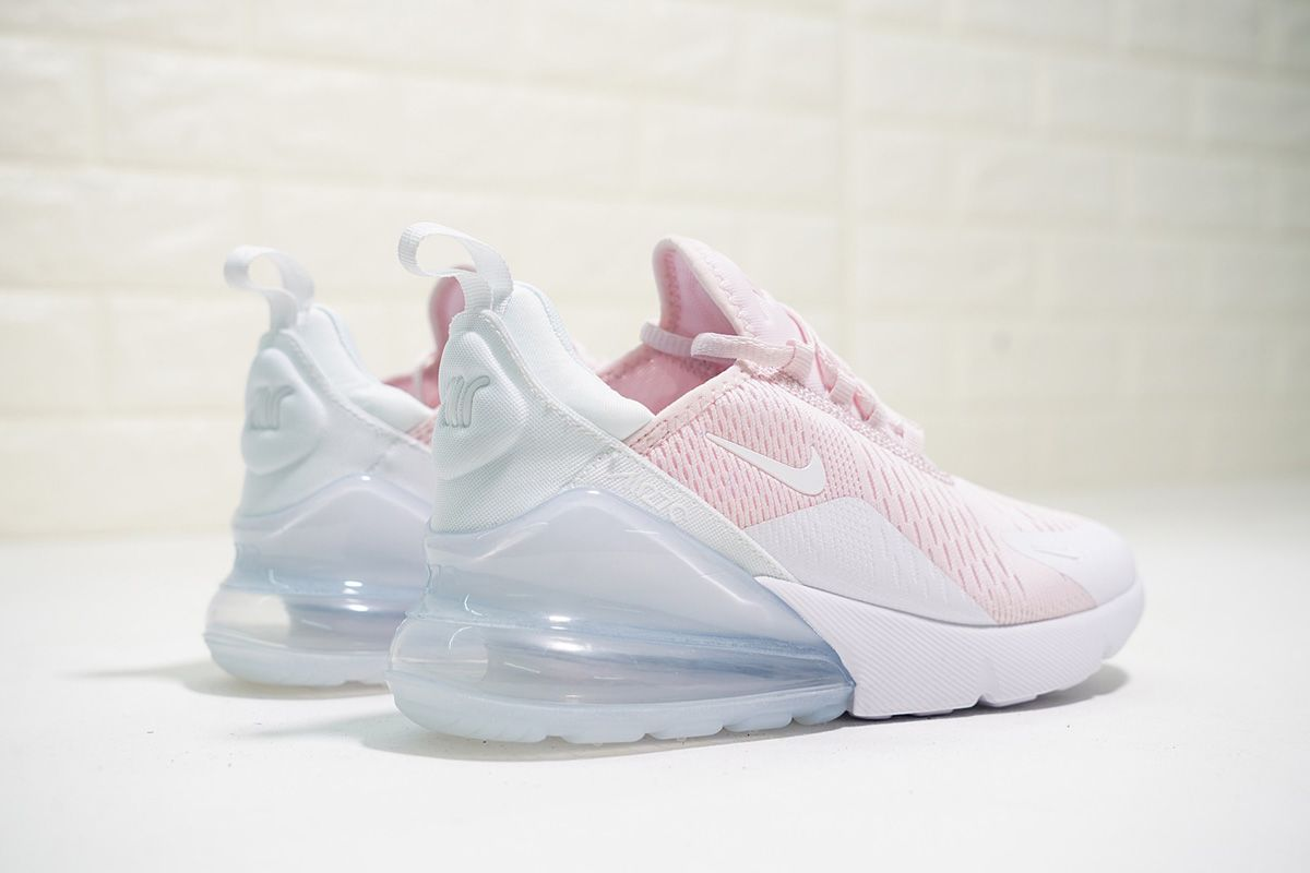 brand new 9594f fe55d NIKE AIR MAX 270 - 'Light Pink/Pure White'